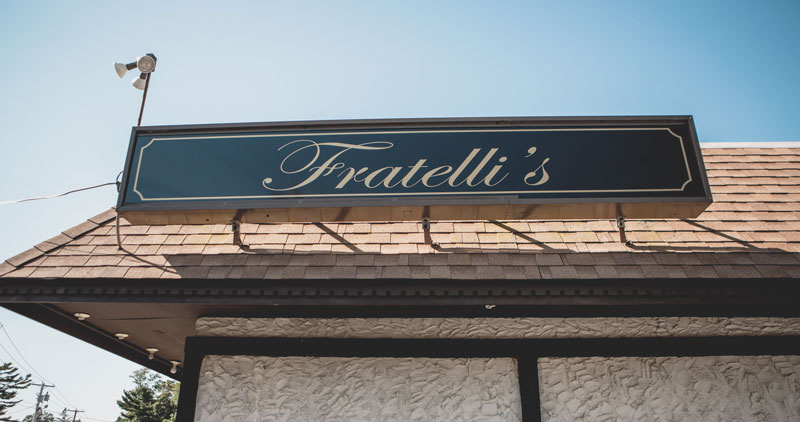 Fratelli Italian Restaurant Fratelli Milford Ct